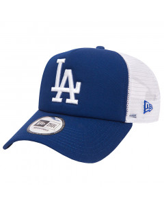 Los Angeles Dodgers New Era Clean Trucker Mütze (11405497)