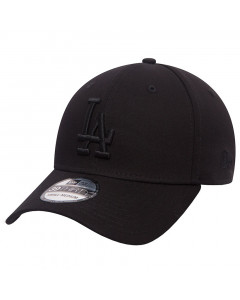 Los Angeles Dodgers New Era 39THIRTY League Essential Mütze Black (11405496)