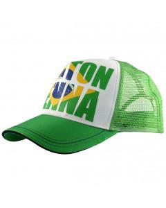 Ayrton Senna Trucker kapa