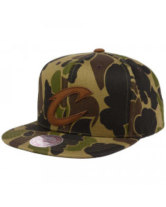 Mitchell & Ness Lux Camo kapa Cleveland Cavaliers