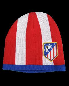 Atlético de Madrid Kinder Wintermütze 52 cm