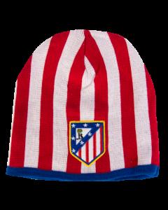 Atlético de Madrid Kinder Wintermütze 56 cm