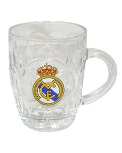 Real Madrid staklena krigla