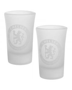Chelsea 2x čaša za rakiju