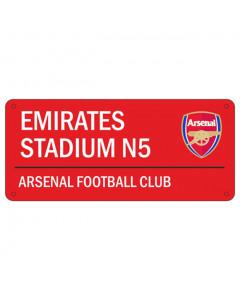 Arsenal tabla
