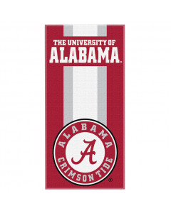 Alabama Crimson Tide Badetuch 75x150