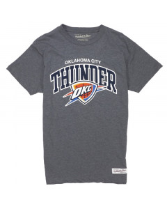 Oklahoma City Thunder Mitchell & Ness Team Arch majica