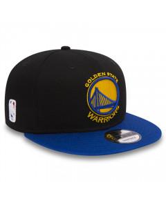 New Era 9FIFTY Black Base kapa Golden State Warriors (80489129)