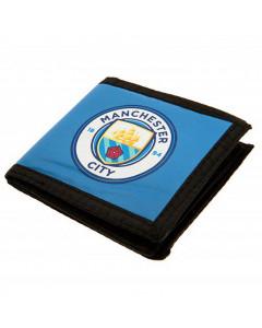 Manchester City Canvas Geldbörse