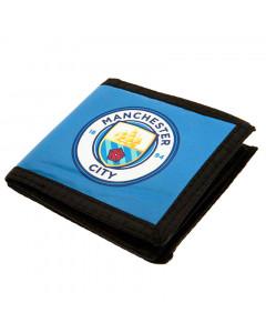 Manchester City Canvas denarnica