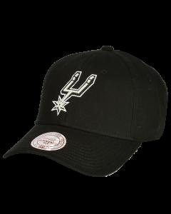 San Antonio Spurs Mitchell & Ness Low Pro kapa