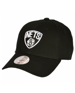 Brooklyn Nets Mitchell & Ness Low Pro Mütze