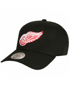 Detroit Red Wings Mitchell & Ness Low Pro Mütze