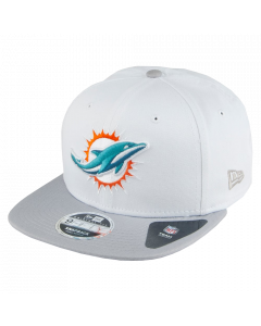 New Era 9FIFTY Contrast Crown kapa Miami Dolphins (80489066)