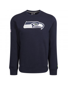 New Era Team Logo Crew Pullover Seattle Seahawks (11073787)
