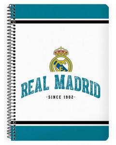 Real Madrid Heft A5