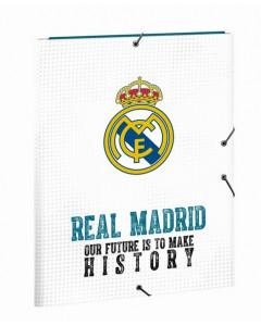Real Madrid mapa