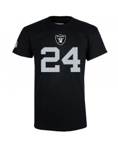 Marshawn Lynch 24 Oakland Raiders T-Shirt