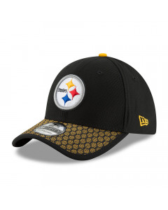 New Era 39THIRTY Sideline Mütze Pittsburgh Steelers (11462114)