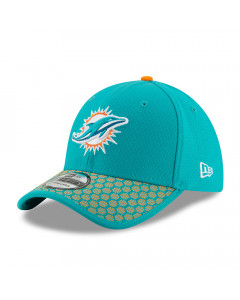 New Era 39THIRTY Sideline Mütze Miami Dolphins (11462124)