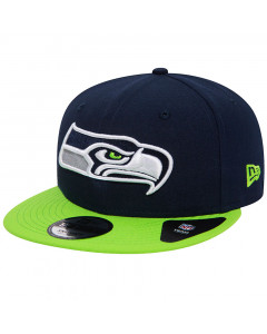 New Era 9FIFTHY Team Snap kapa Seattle Seahawks (80524714)
