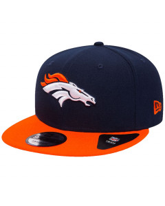 New Era 9FIFTHY Team Snap kačket Denver Broncos (80524712)