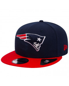 New Era 9FIFTHY Team Snap Mütze New England Patriots (80524713)