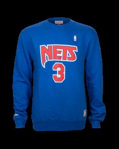 Dražen Petrović 3 New Jersey Nets Mitchell & Ness pulover