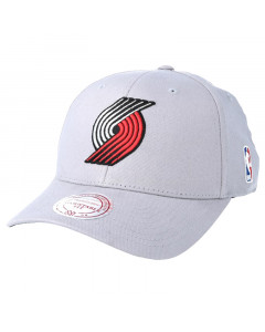 Portland Trail Blazers Mitchell & Ness Flexfit 110 Low Pro Mütze