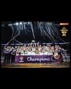 Poster prvakov Eurobasket 2017
