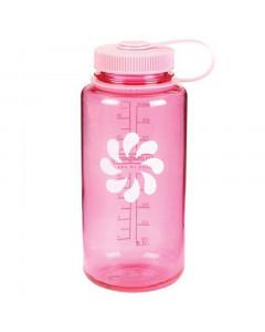 Nalgene Trinkflasche weithals, 1000 ml (2178-2026 rosa)