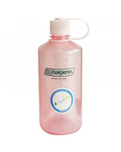 Nalgene Trinkflasche 1000 ml (2078-2056 hellrosa)