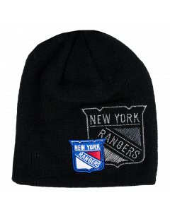 New York Rangers Zephyr Phantom Wintermütze