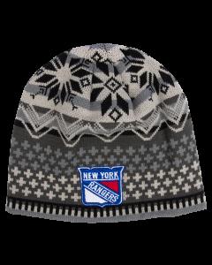 New York Rangers Zephyr Oslo Wintermütze