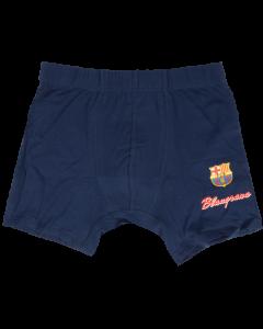 FC Barcelona Herren Boxershort blau