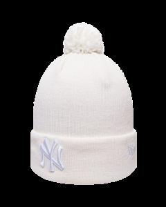 New Era Essential Bobble ženska zimska kapa New York Yankees (80524624)