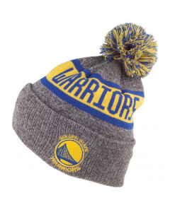 New Era Marl Youth Wintermütze Golden State Warriors (80524646)