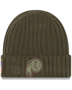 New Era Salute to Service Wintermütze Washington Redskins (11481355)