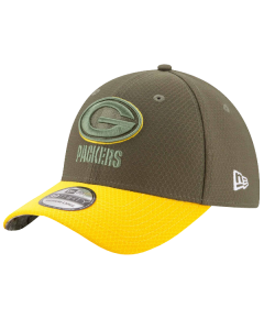 New Era 39THIRTY Salute to Service kapa Green Bay Packers (11481439)