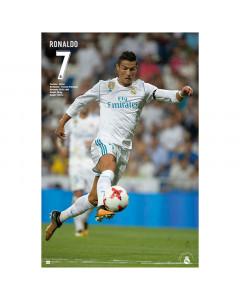 Real Madrid Ronaldo poster