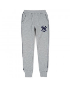 New York Yankees Majestic Athletic Fleece Piping Trainingshose (MNY3781E2)