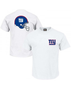 New York Giants NFL Helmet Logo T-Shirt