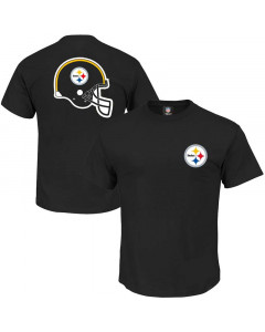 Pittsburgh Steelers NFL Helmet Logo T-Shirt