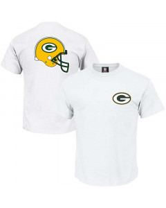 Green Bay Packers NFL Helmet Logo T-Shirt