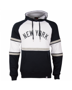 New York Yankees Majestic Athletic Block OTH Kapuzenpullover Hoody (MNY3776WB)