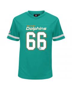Miami Dolphins Mesh V-Neck majica
