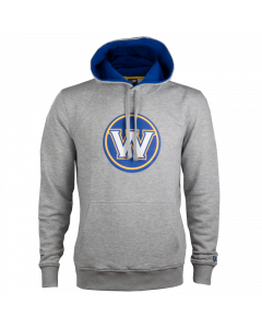 New Era Tip Off Chest N Back Kapuzenpullover Golden State Warriors (11530727)