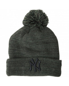 New York Yankees New Era Marl Bobble zimska kapa (80524576)