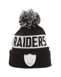 Oakland Raiders New Era Team Tonal Wintermütze (80524580)