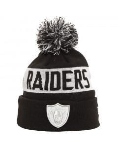 Oakland Raiders New Era Team Tonal zimska kapa (80524580)